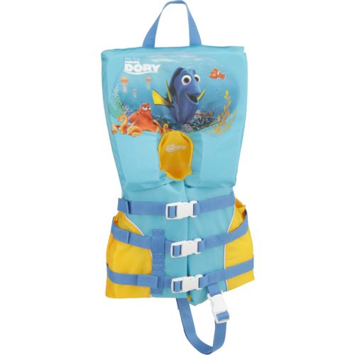 Display product reviews for Exxel Outdoors Infants' Disney/Pixar Finding Dory Life Vest