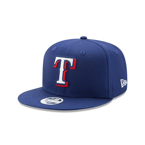 New Era Women's Texas Rangers 9FIFTY® Team Glisten Cap