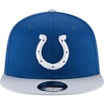 New Era Men's Indianapolis Colts Baycik Snapback 9FIFTY Cap - view number 6