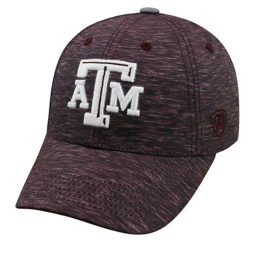 Top of the World Men's Texas A&M University Warpspeed Cap