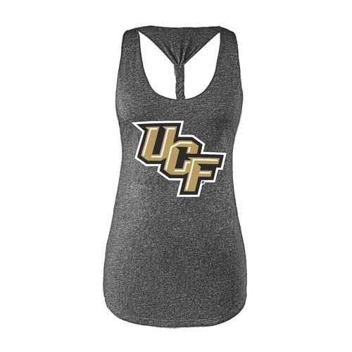 Chicka-d Women's University of Central Florida Braided Tank Top