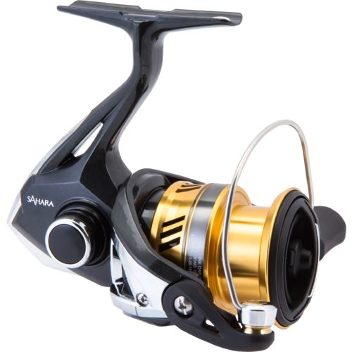 Shimano Sahara Spinning Reel Convertible - view number 5