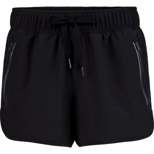 Display product reviews for BCG Women's Metro Group Woven Zip Lifestyle Short