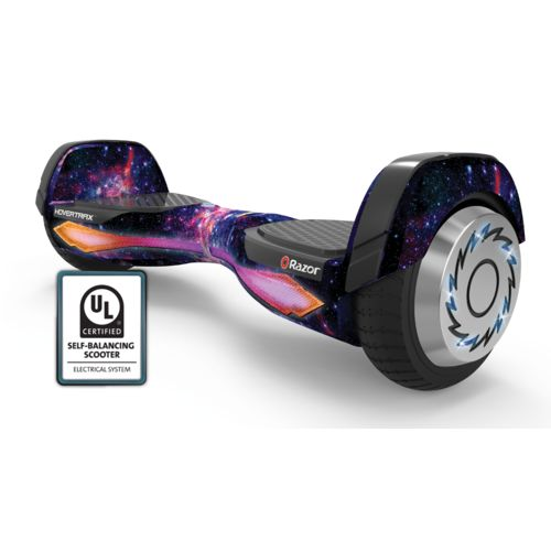 Razor Hovertrax 2.0 DLX Hoverboard Self-Balancing Smart Scooter
