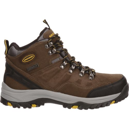 Display product reviews for SKECHERS Men's Relment Pelmo Boots