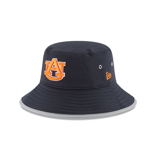 New Era Men's Auburn University Team Training Bucket Hat - view number 1