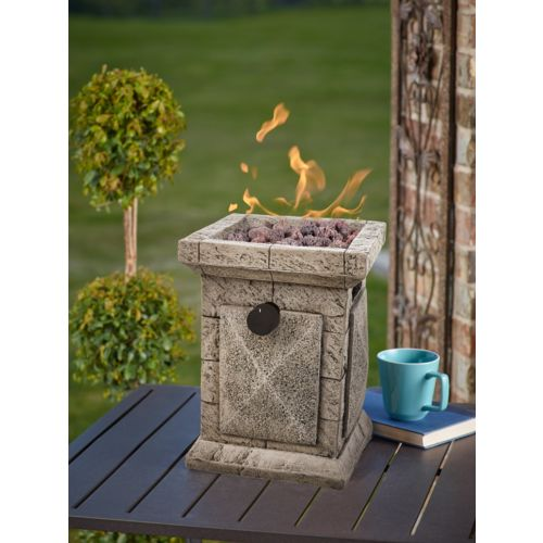 ... Mosaic Kingsland Table Top Gas Fire Pit   View Number 5 ...