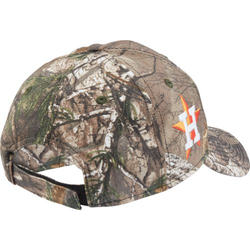 New Era Men's Houston Astros Realtree Xtra® 9FORTY Cap - view number 3