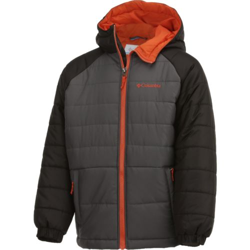 Columbia Sportswear Boys' Tree Time Puffer Jacket - view number 3