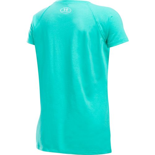 Under Armour Girls' Making It Happen Short Sleeve Training T-shirt - view number 2