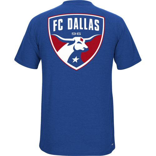 adidas Men's FC Dallas Ultimate Short Sleeve T-shirt - view number 1