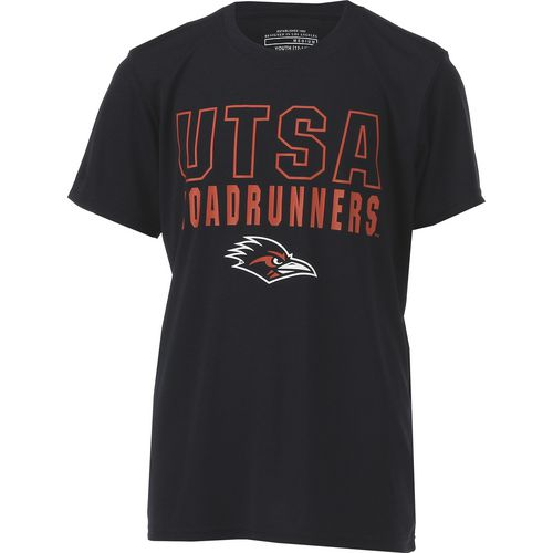 Colosseum Athletics Boys' University of Texas at San Antonio Team Mascot T-shirt