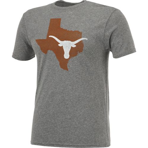 We Are Texas Men's University of Texas Longhorns Worn State T-shirt - view number 3