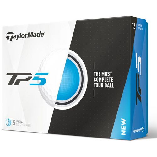 TaylorMade TP5 Golf Balls - view number 1