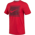 Nike Men's Dry Legend Swoosh Lines T-shirt - view number 3