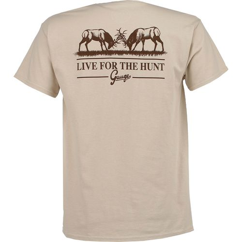 Gauge Men's Live For The Hunt T-shirt