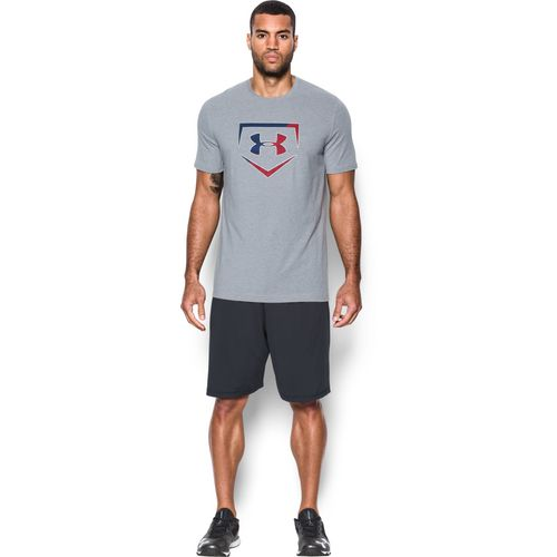 Under Armour Men's Plate Icon T-shirt - view number 3