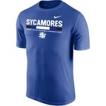 Nike Men's Indiana State University Dri-FIT Legend 2.0 Short Sleeve T-shirt - view number 1