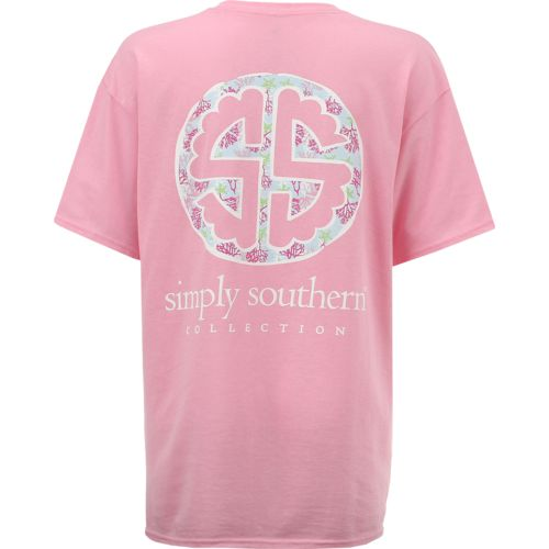 Display product reviews for Simply Southern Women's T-shirt
