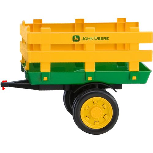 Peg Perego Kids' John Deere Stake-Side Trailer - view number 1