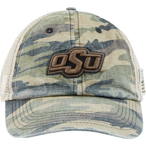 Top of the World Men's Oklahoma State University Declare 2-Tone Adjustable Cap