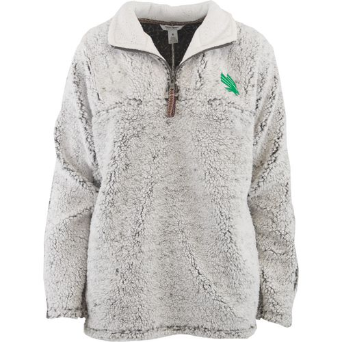 Three Squared Juniors' University of North Texas Poodle Pullover Jacket