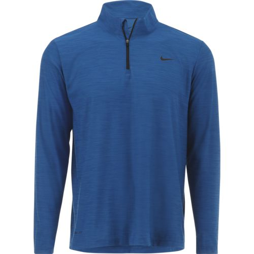 Display product reviews for Nike Men's Breathe Dry 1/4 Zip Training Pullover