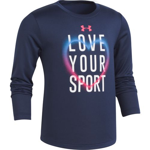 Under Armour Girls' Love Your Sport Long Sleeve T-shirt
