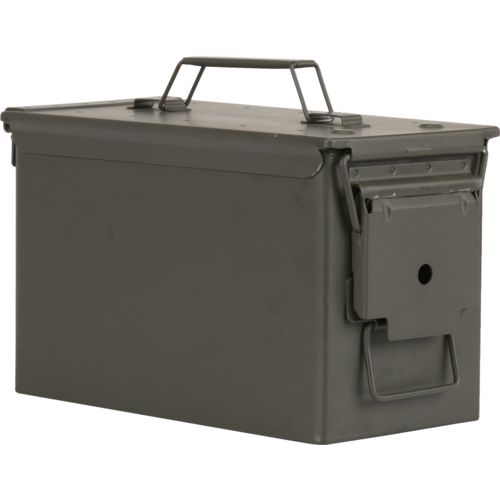 Game Winner Metal Ammo Can