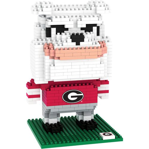Forever Collectibles University of Georgia 3-D BRXLZ Mascot Puzzle