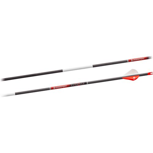 BloodSport Evidence Microdiameter Arrows 6-Pack - view number 1