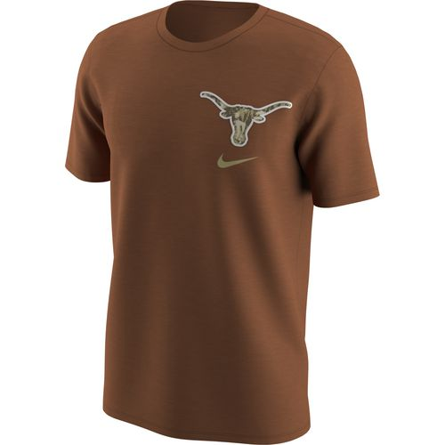 Nike Men's University of Texas Camo T-shirt