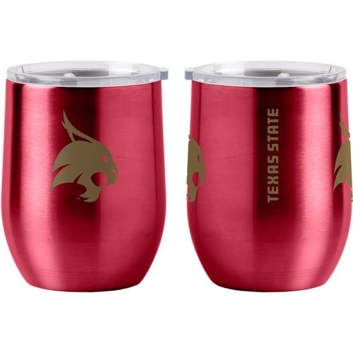 Boelter Brands Texas State University Ultra Curved 16oz Tumbler