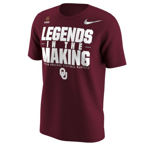 Nike Men's University of Oklahoma Rose Bowl Bound Legends T-Shirt