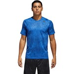 adidas Men's AlphaSkin Sport Sup Speed Fitted Shirt - view number 2