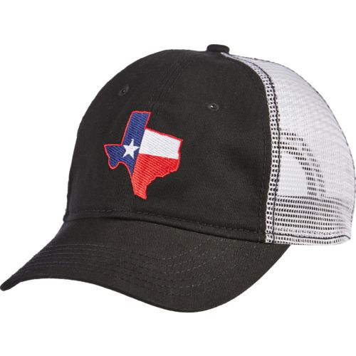 Display product reviews for Academy Sports + Outdoors Men's Big Texas Trucker Hat