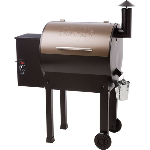 Display product reviews for Traeger Lil' Texas Elite 22 Pellet Grill
