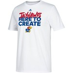 Adidas Men's University of Kansas Selection Sunday  T-Shirt - view number 1