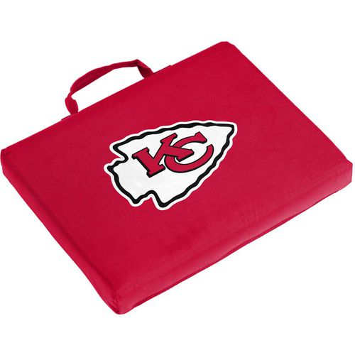 Logo Kansas City Chiefs Bleacher Cushion