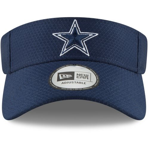 New Era Adults' Dallas Cowboys Fashion Training Visor
