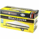 Marine Raider Silver Series Model E Boat Cover For 20' - 22' V-Hull Runabouts And V-Hull Pro-Style B - view number 2