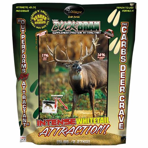 Image for Wildgame Innovations Buck Bran™ 5 lb. Deer Attractant from Academy