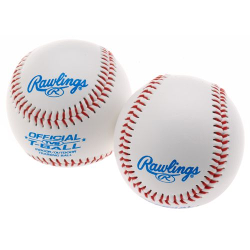 Rawlings® Indoor/Outdoor Training T-Balls 2-Pack