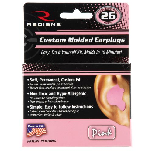 Radians Custom-Molded Earplugs