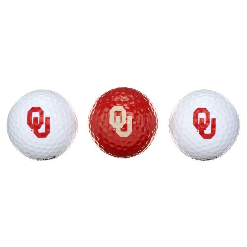 Dark Red/White - Sooners