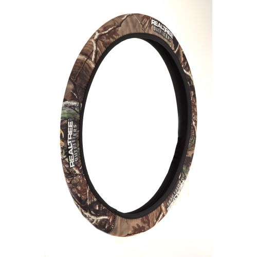 Realtree Outfitters® Neoprene Steering Wheel Cover