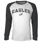 Concepts Sport Men's Philadelphia Eagles Legend Long Sleeve Top