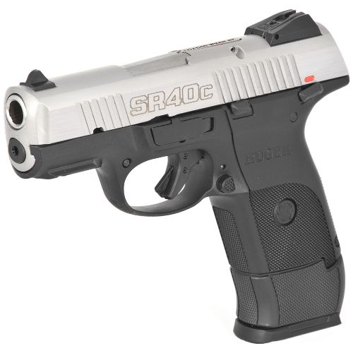 Ruger Review Sr40c Image For Ruger® Sr40c 40 S&w