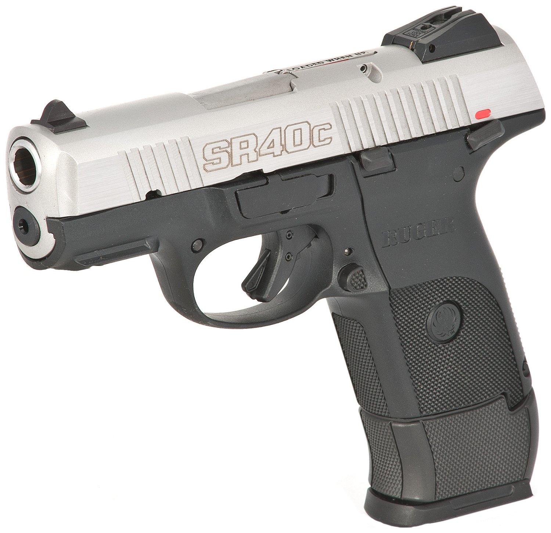 Ruger® SR40c .40 S&W Centerfire Pistol