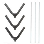 Champion VisiChalk™ Clay Target Holders 3-Pack
